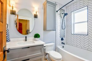 Bathroom Remodel Sequence