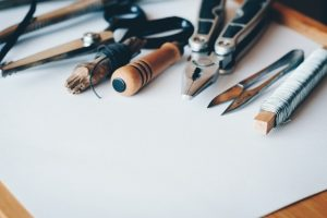 how to organize tools in a workshop